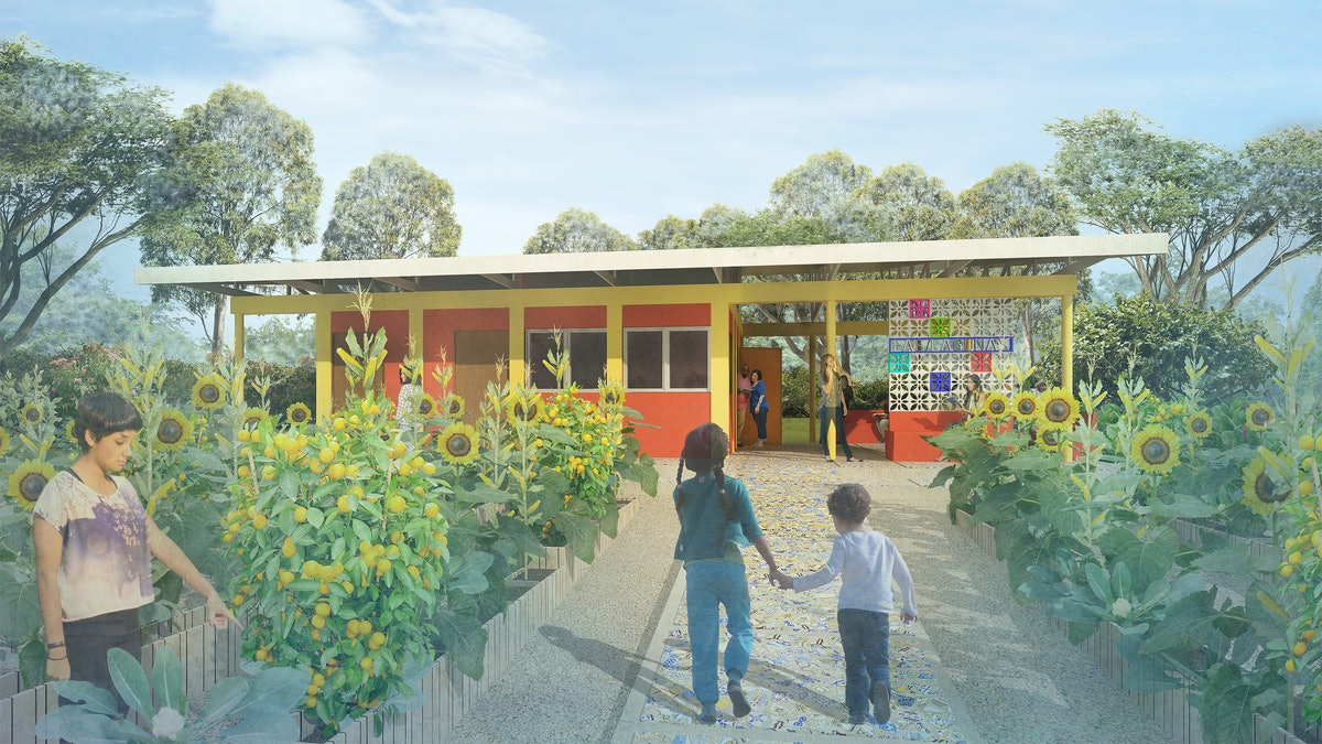 sustainable health clinic 01