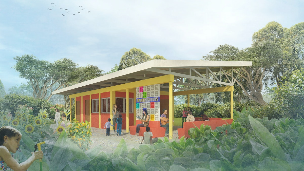 sustainable health clinic 02